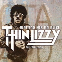 Waiting For An Alibi: The Collectio-Thin Lizzy-CD