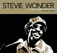 Stevie Wonder Classic Album Collect-Stevie Wonder-CD
