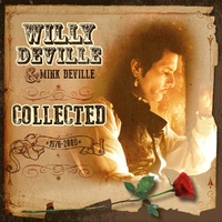 Willy Deville & Mink Deville - Collected (2 LP)-Mink Deville, Willy Deville-LP