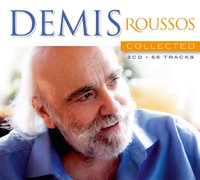 Demis Roussos - Collected (3 CD)-Demis Roussos-CD