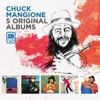 5 Original Albums-Chuck Mangione-CD
