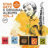 5 Original Verve Albums, Vol. 2-Stan Getz-CD