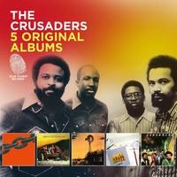 5 Original Verve Albums, Vol. 2-The Crusaders-CD