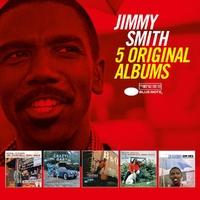 5 Original Albums-Jimmy Smith-CD