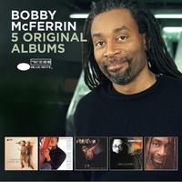 5 Original Albums-Bobby McFerrin-CD