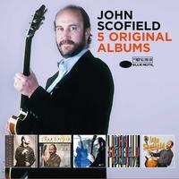 5 Original Albums-John Scofield-CD