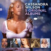 5 Original Albums-Cassandra Wilson-CD