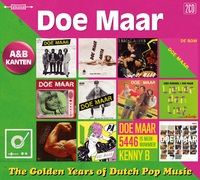 The Golden Years Of Dutch Pop Music: Doe Maar-Doe Maar-CD