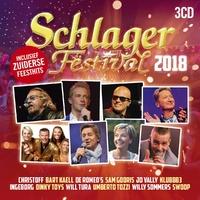 Schlagerfestival 2018--CD