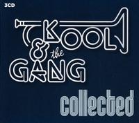 Kool & The Gang - - Collected (3 CD)-Kool & The Gang-CD