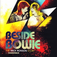 Beside Bowie: The Mick Ronson Story--CD
