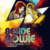 Beside Bowie: The Mick Ronson Story--LP