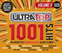 Various Artists - Ultratop 1001 Hits Vol. 5--CD