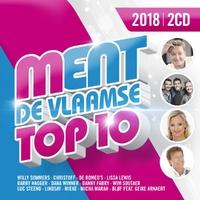 Ment: De Vlaamse Top 10 - 2018--CD