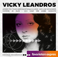 Favorieten Expres - Vicky Leandros-Vicky Leandros-CD