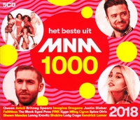 Het Beste Uit MNM 1000 (2018)--CD