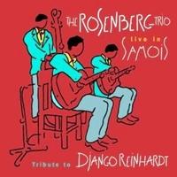 Tribute To Django-The Rosenberg Trio-CD