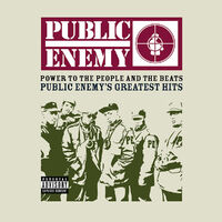 Power To The People And The Beats-P-Public Enemy-CD