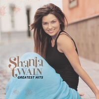 Greatest Hits-Shania Twain-CD