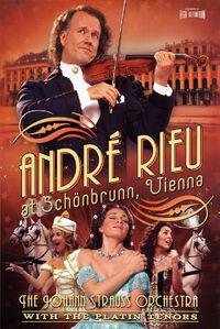 Andre Rieu-Schonbrunn Vienna-DVD