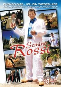 Buenos Dias - Ich Bin Wieder Hier - Semino Rossi-DVD