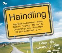Lang Scho Nimmer G'sehn-Haindling-CD