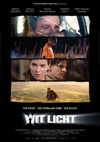 Wit Licht De Film-Blu-Ray