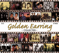 Golden Earring - Collected (3 CD)-Golden Earrings-CD