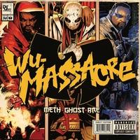 Wu Massacre-Ghost, Meth, Rae-CD