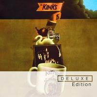 Arthur -Deluxe--Kinks-CD