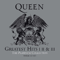 Platinum Collection (3 CD)-Queen-CD