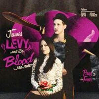Pray To Be Free-James Levy And The Blood Red Rose-CD