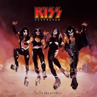 Destroyer Resurrected-Kiss-CD