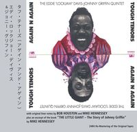 Tough Tenors Again 'n' Again-Eddie Lockjaw Davis, Johnny Griffin Quintet-CD