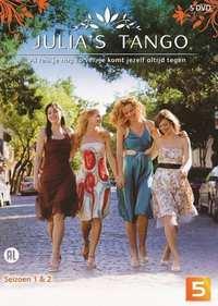 Julia's Tango - Seizoen 1 En 2-DVD