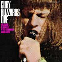 Live-Cuby And The Blizzards-LP