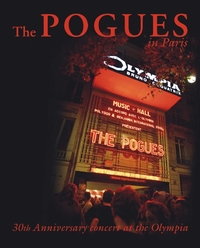 The Pogues: In Paris - 30th Anniversary Concert At The Olympia-Blu-Ray