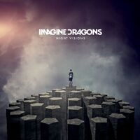 Night Visions-Imagine Dragons-CD