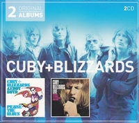 2 For 1: Praise The Blues & Live-Cuby And The Blizzards-CD