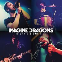 Night Visions Live-Imagine Dragons-CD