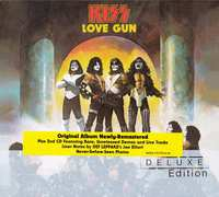 Love Gun (Deluxe Edition)-Kiss-CD