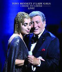 Tony/Lady Gaga Bennett - Cheek To Cheek (Live)-Blu-Ray