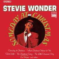 Someday At Christmas-Stevie Wonder-LP
