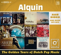 The Golden Years Of Dutch Pop Music: Alquin-Alquin-CD