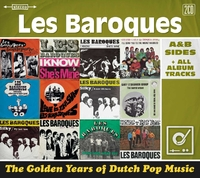 The Golden Years Of Dutch Pop Music: Les Baroques-Les Baroques-CD