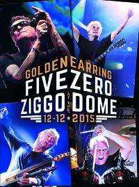 Golden Earring - Five Zero-DVD