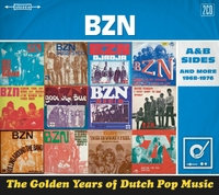 The Golden Years Of Dutch Pop Music: BZN-Bzn-CD