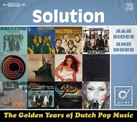 The Golden Years Of Dutch Pop Music: Solution-Solution-CD