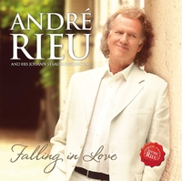 Falling In Love-Andre Rieu, Johann Strauss Orchestra-CD
