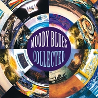 The Moody Blues - Collected (2 LP)-The Moody Blues-LP